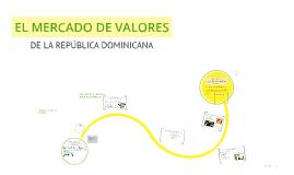 EL MERCADO DE VALORES
