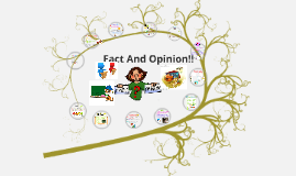Copy of Fact and Opinion