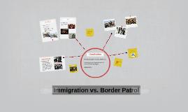 Immigration vs U.S. Customs
