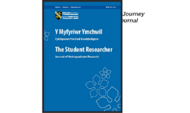 The Student Researcher: Journey of an Undergraduate Journal