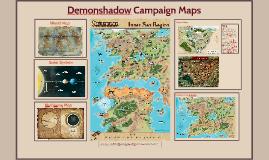 Demonshadow Campaign Maps