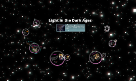 Light in the Dark Ages 2015