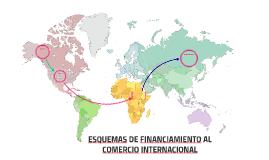 ESQUEMAS DE FINANCIAMIENTO AL COMERCIO INTERNACIONAL