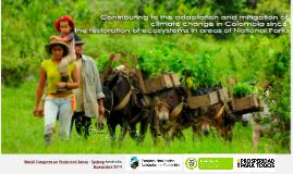 Restauración Ecológica en Parques Nacionales Naturales de Co