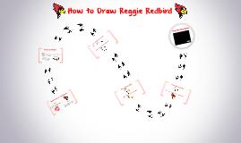 How to Draw Reggie Redbird