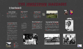 The Jamestown Massacre