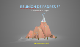 REUNÍON DE PADRES 2º