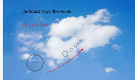 Artemis Fowl: The Movie