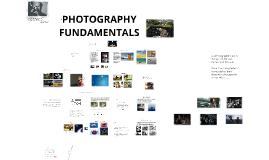 Copy of Photography techniques
