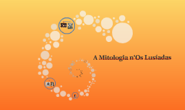 A Mitologia n'Os Lusíadas