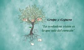 Copy of ''La verdadera visión es la que sale del corazón''
