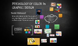 PSYCHOLOGY Of COLOR In GRAPHIC DESIGN