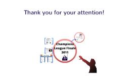 Champions League Finale 2011