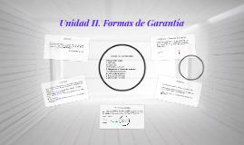 Copy of Garantias. Unidad II Tema 2