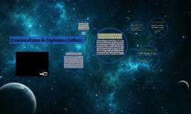 Capítulo 02: O racionalismo de Espinosa e Leibniz