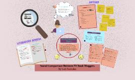 Social Comparison Research Proposal (EMAC 6337)