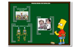 Patologías de espalda. La educación física escolar como método de prevención del dolor de espalda. Escoliosis.