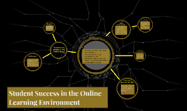 Copy of Student Success in the Online Environment