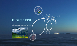 Turismo Ecu