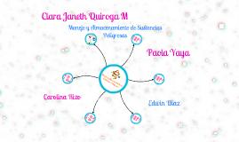 Copy of Manejo De Sustancias Toxicas