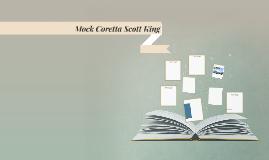 Mock Coretta Scott King