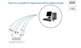 Структура компьютера