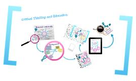 Copy of Critical Thinking Presentation