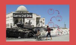 Copy of Copy of Guerra Civil Síria