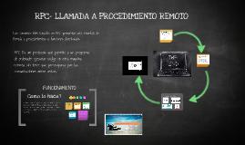 Copy of UTP> RPC- LLAMADA A PROCEDIMIENTO REMOTO