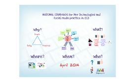 National Standards Consultation