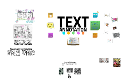 Text Annotation