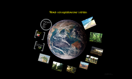 Klimat- och vegetationszoner i världen