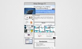 Copy of Ship Design I