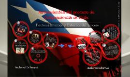 Antecedentes del proceso de independencia de Chile