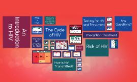 HIV - School Presentation