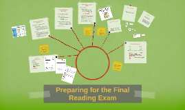 Preparing for the Final Reading Exam