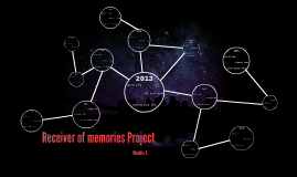 Recever of Memories project