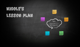 Nicole's lesson plan