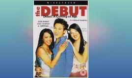 Debut: Filipino version of Quinceria