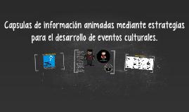 falta de informacion en eventos culturales