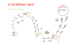 A Christmas Carol Story Map by Miss Garry on Prezi