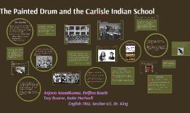 The Carlisle Indian School