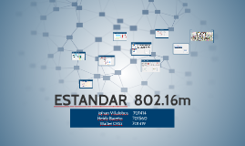 Esta|ndar 802.16m