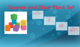 Squeeze and Stack Block Set