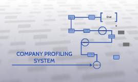 COMPANY PROFILING SYSTEM