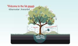 Character awards 2013