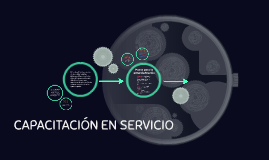 CAPACITACIÓN DE SERVICIO