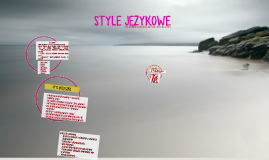 Copy of STYLE JĘZYKOWE