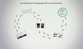Entwicklung der Videospielgrafik von 1958 bis heute
