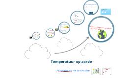 Temperatuur op aarde